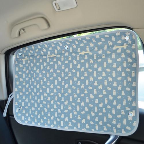 [베니앙]차량용 햇빛가리개(3중암막 카커튼)
